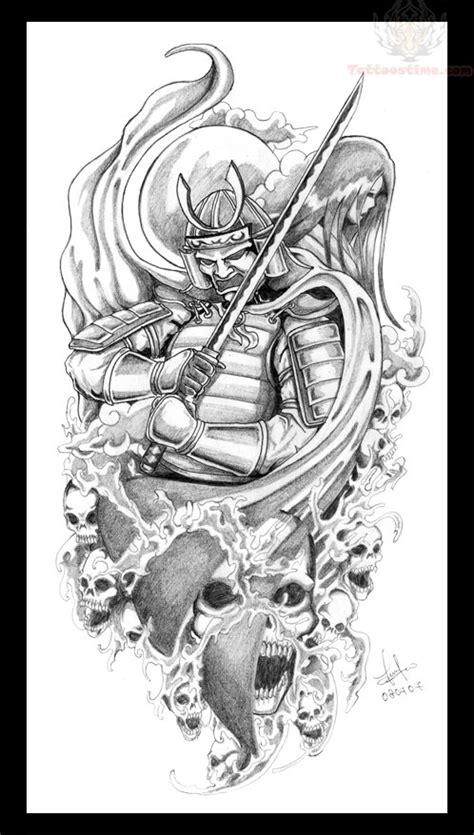 samurai tattoo images designs