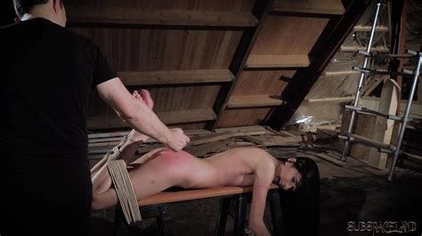 Bdsm And Bondage Sex With A Passionate Teen That Wants