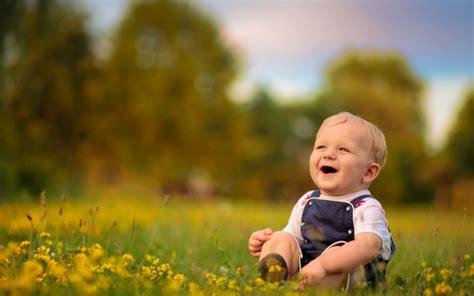 Baby Wallpapers Cute Laugh Hd Desktop Wallpapers 4k Hd