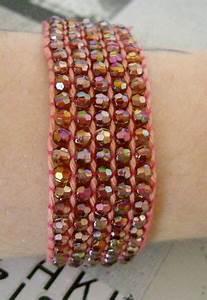Comment Faire Un Bracelet En Perle : diy comment faire un bracelet en perles tiss es gr cr ation cr atrice de bijoux fantaisie ~ Melissatoandfro.com Idées de Décoration