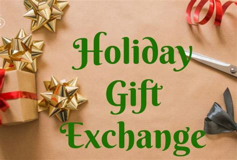 Holiday Gift Exchange Ideas  Talking Cents