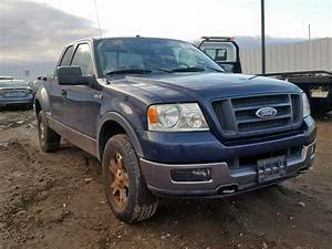2004 Ford F150 54 Engine