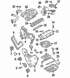 2010 Dodge Journey Engine Diagram