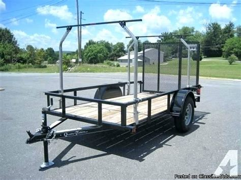 kayak rack for trailer canoe rack for trailer ftempo