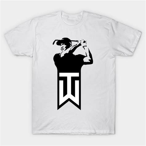 tiger woods tiger woods golf t shirt teepublic