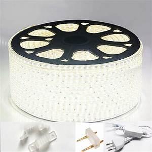 220v 230v 240v led strip light smd 3014 waterproof ip67 With outdoor led strip lights 240v
