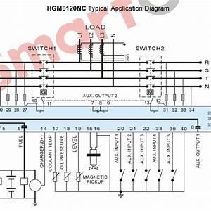 Smartgen Hgm6120n Genset Control Module