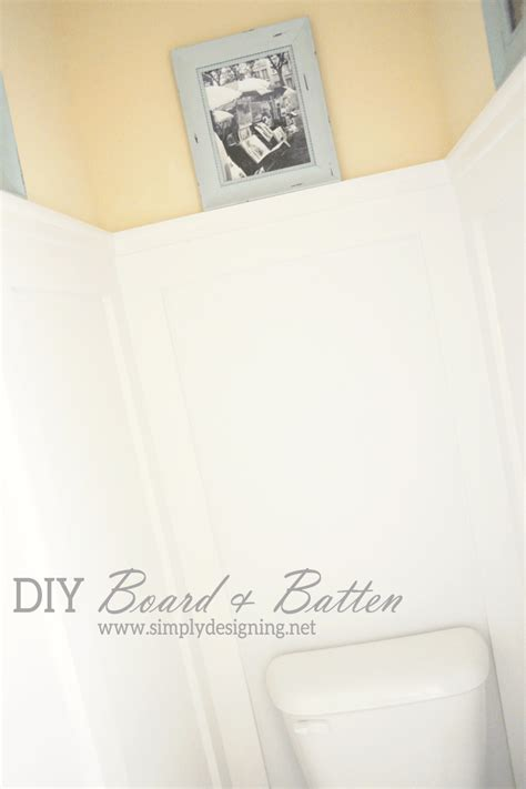 diy board  batten