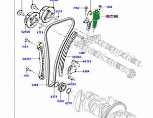 Land Rover Engine Variable Timing Solenoid Lr2 Evoque