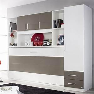 Kleiderschrank Für Kinder : schrankbett set albero kleiderschrank regal 90x200cm 4 ~ Lateststills.com Haus und Dekorationen