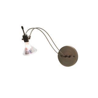 lbl lighting hparcbz1a35mpt bronze 1 light swing arm wall