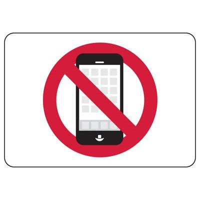 sign in mobile phone no cell phone symbol signs cell phone signs seton seton