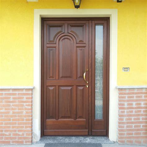 Porte Ingresso Legno Portoncini Di Ingresso Falegnameria Regalli