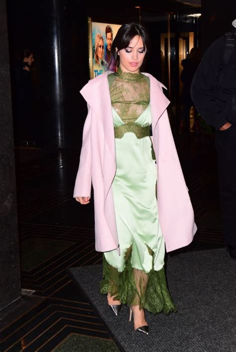 Camila Cabello Leaves Tonight Show Starring Jimmy Fallon
