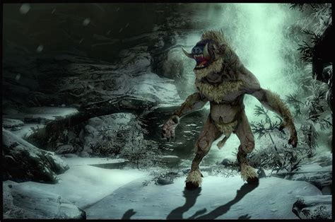 Northpoint Wereboar At Skyrim Nexus