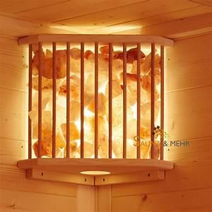 Sauna Online Kaufen : sauna und mehr shop saunaleuchte mit salzkristallen online kaufen ~ Indierocktalk.com Haus und Dekorationen