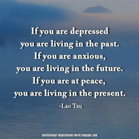 If You Live In The Past Quotes