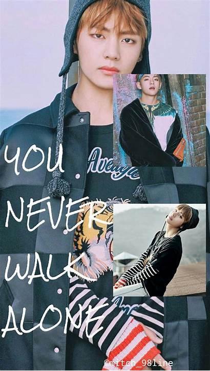 Bts Kim Taehyung Wallpapers Notebook Namjoon Walk