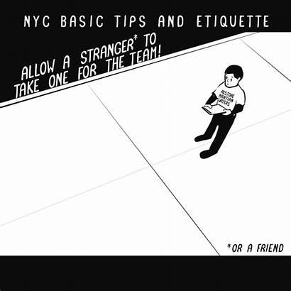 Etiquette Tips Basic Nyc Team Take York