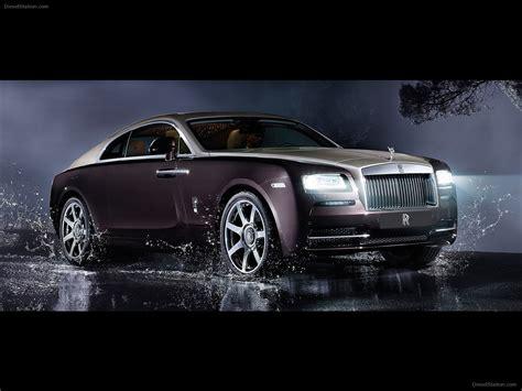 Rolls Royce Wraith 2018 Exotic Car Wallpaper 15 Of 38