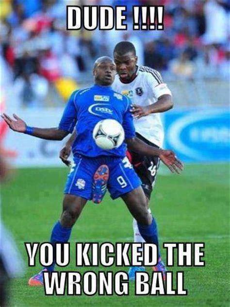 Kick In The Balls Meme - dude you kicked the wrong ball memes and comics