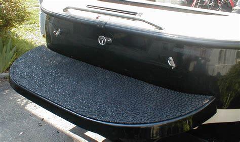 Surf Boat Swim Platform by Swim Platform Pad