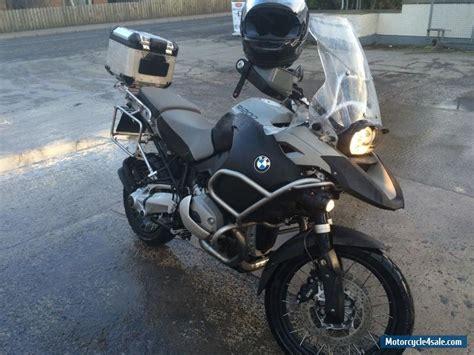 2009 Bmw R 1200 Gs Adventure Mu For Sale In United Kingdom