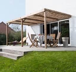 Auvent Terrasse Castorama by Faire Une Extension Sur Une Terrasse 171 Lorraine Magazine