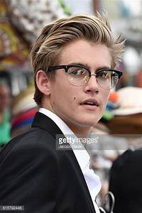 Presley Gerber Stock Photos and Pictures | Getty Images