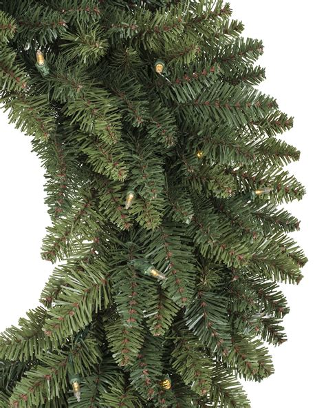 balsam spruce artificial wreath  garland treetopia