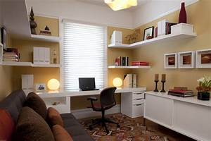 collection of small home office ideas With home office living room ideas