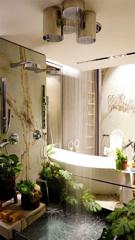 Bathroom Spa Baths by Gessi Shower Display At Gessi Showroom Singapore A