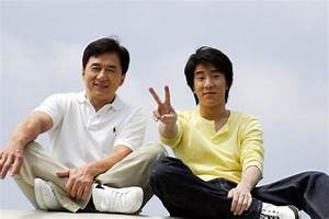 Jackie Chan on Son Jaycee's Drug Charges, Chinese ...