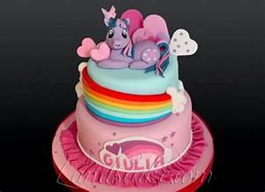 Torta decorata My Little Pony - Landscake