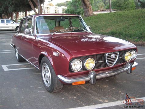 Alfa Romeo Berlina by 1973 Alfa Romeo Berlina Awesome