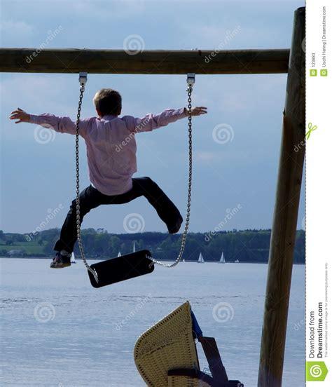 jump swing swing jump stock photos image 123883