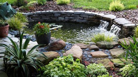 koi fish pond garden design ideas  youtube