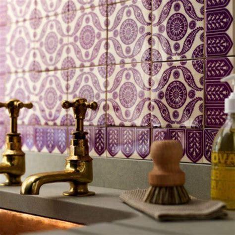 Fliesenspiegel Küche Orientalisch by Orientalische Fliesen F 252 R Ein Cooles Ambiente Fliesen