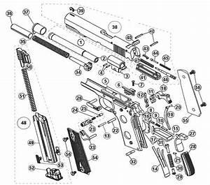 Browning 1911 Parts