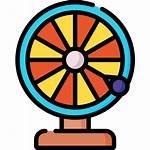 Wheel Fortune Icon Icons