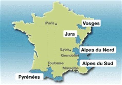 Carte Interactive Des Montagnes De by Carte De Station De Ski Alpes Du Sud Popkensburg