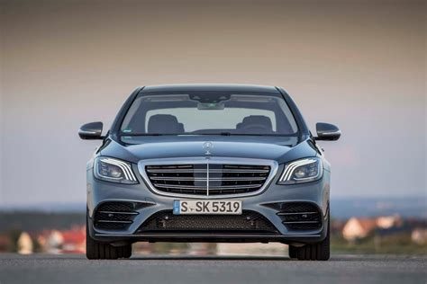2018 Mercedesbenz S500 Europeanspec First Drive Review