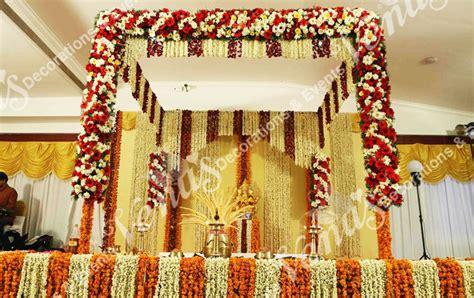 wedding stage decoration  kerala decoratingspecialcom