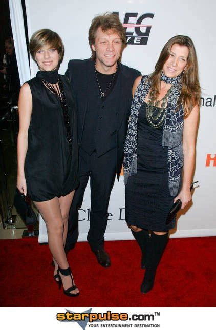 Jon Bon Jovi Shocked Daughter Drug Problem Music