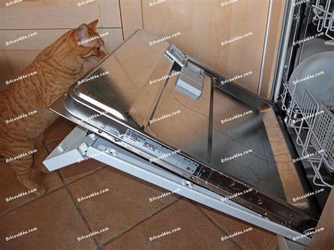 comment reparer la porte d un lave vaisselle