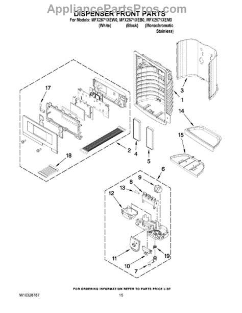 Whirlpool Tray Drip Appliancepartspros