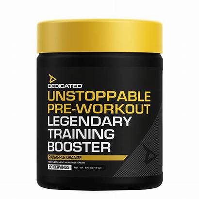 Unstoppable Dedicated Workout Pre Sucker Punch Servings