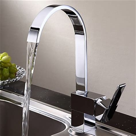 contemporary kitchen taps uk contemporary brass kitchen taps chrome finish n1675 5734