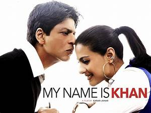 "Bollywood Hindi Film ""My Name Is Khan"" Shah Rukh Khan ..."