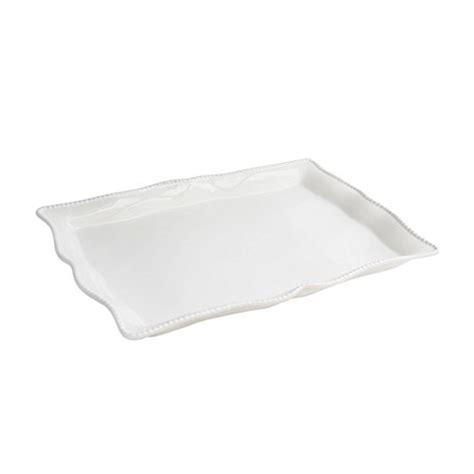 top    rectangular serving platter